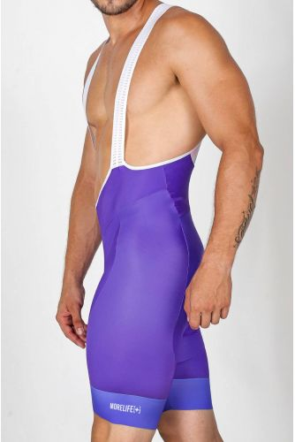 ORCHID PURPLE BIB SHORT CE2535H
