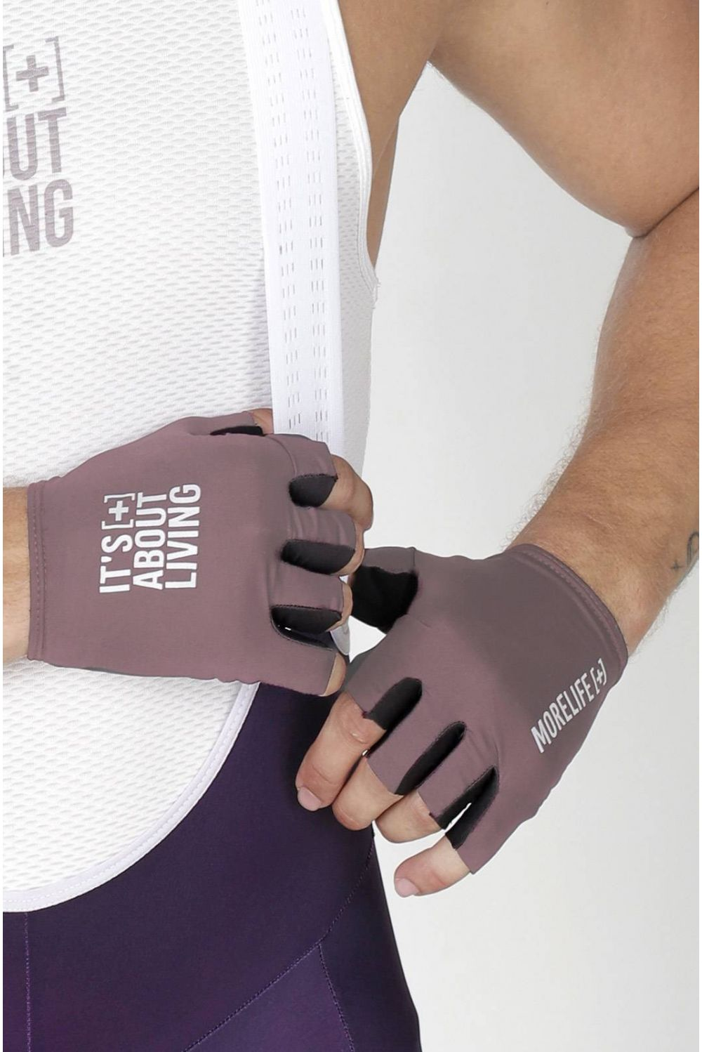 LIGHT COFFEE GLOVES GU42