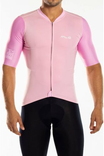 MEN TOTAL PINK LOOK