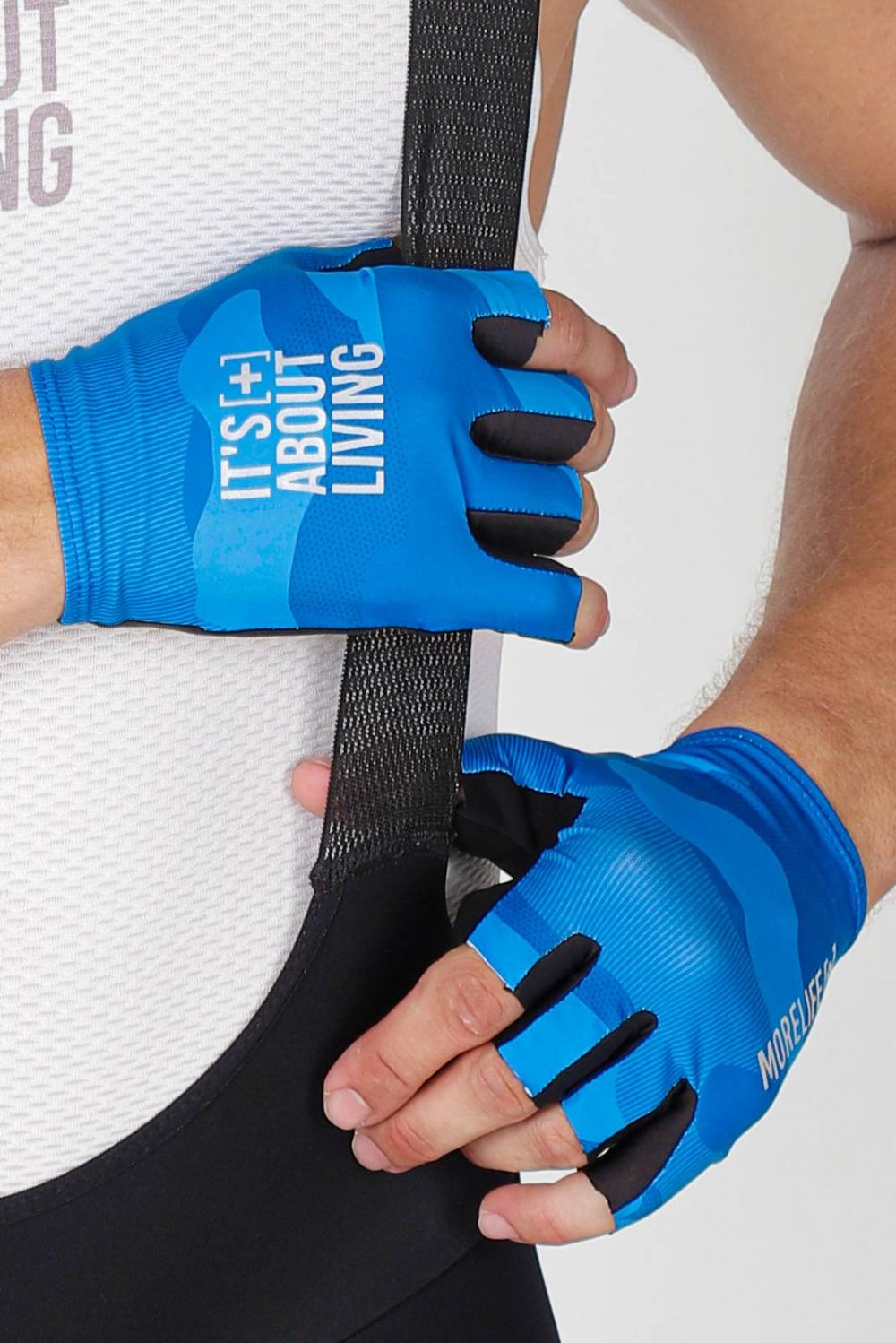 ARMY BLUE GLOVES