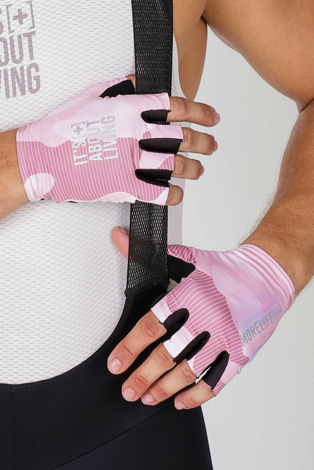 ARMY PINK GLOVES