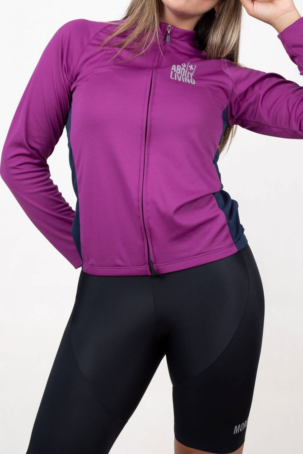 ACTIVE CLASSIC GRAPE JERSEY AC2204LM