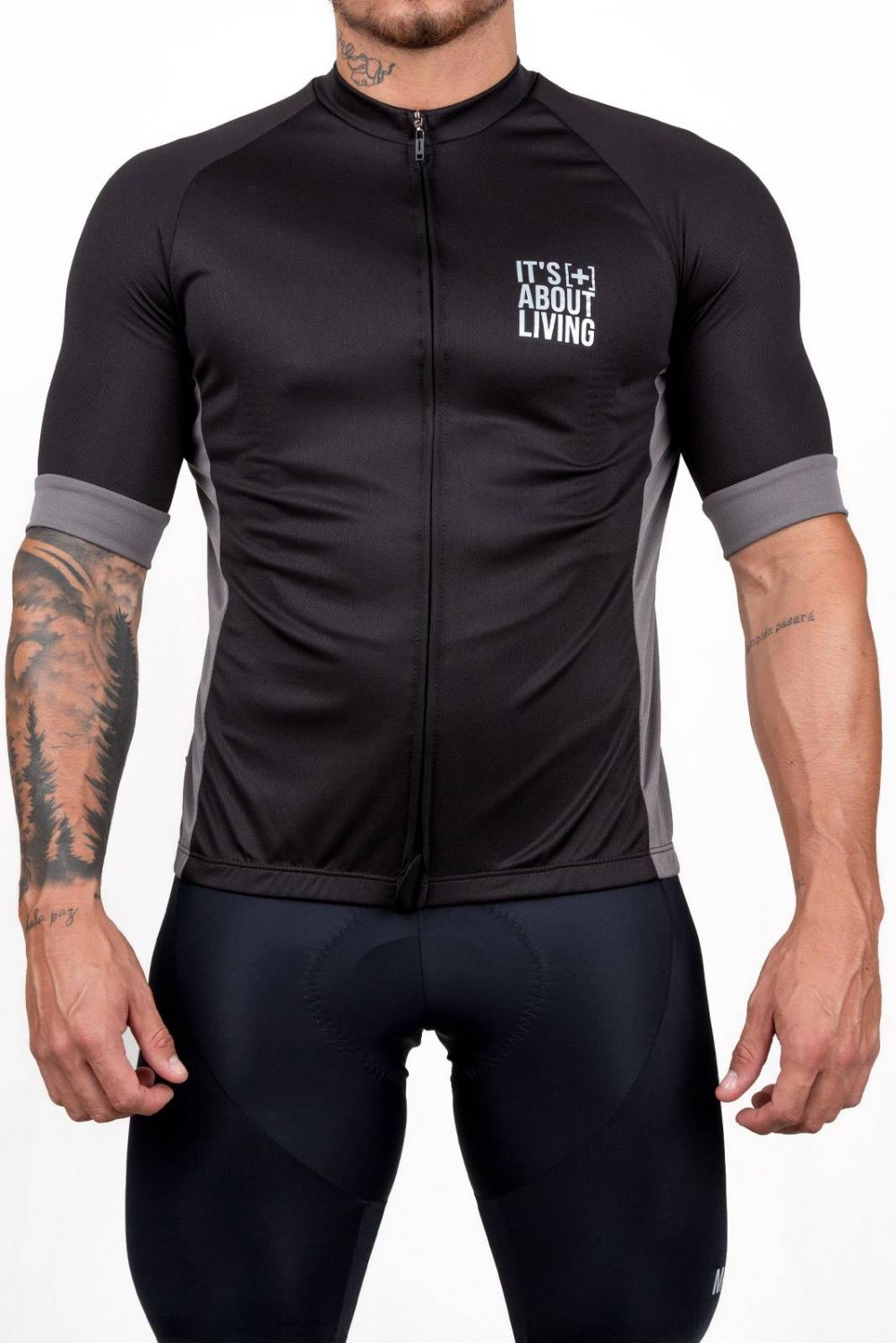 ACTIVE CLASSIC BLACK JERSEY AC2200H