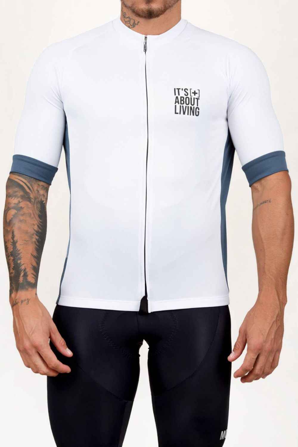 ACTIVE CLASSIC SNOW WHITE JERSEY AC2202H
