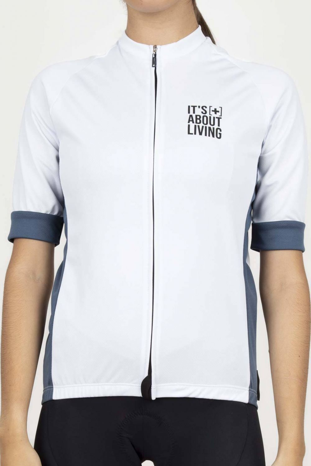 ACTIVE CLASSIC SNOW WHITE JERSEY AC2202M